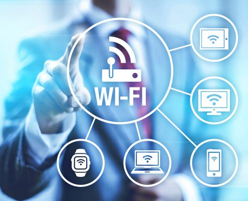 Business Class Wi-fi