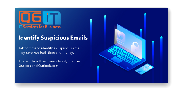 Q6IT-Suspicious-Emails Banner